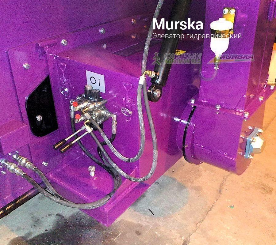 Гидравлические шланги элеватора для мельниц Murska