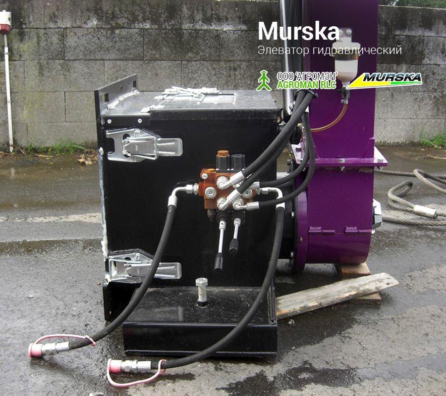 Элеватор в сборе для мельницы Murska