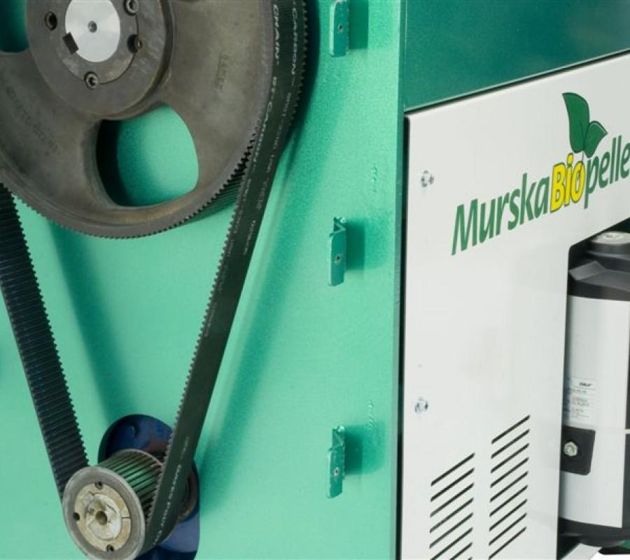 Оборудование фермерское Мурска, производство древесного топлива из отходов, заказать в Краснодар