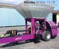 Дисковая мельница Murska W-Max 15 CВ с упаковочным выходом