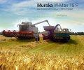Дисковая мельница Murska W-Max 15 F с элеватором