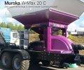 Дисковая мельница Murska W-Max 20 С с ленточным транспортером