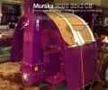 Упаковщик и элеватор для Murska 2000 S2x2 CB с упаковщиком и элеватором