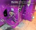 Соединение элеватора с мельницей Murska 2000 S2x2 CB с упаковщиком и элеватором