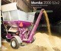 Вальцовая мельница Murska 2000 S2x2 с элеватором