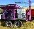Дисковая плющилка Murska W-Max 20 C с элеватором для корма животным