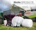 Вальцовая мельница Murska 2000 S2x2 CB с упаковочным выходом