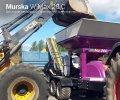Рабочий процесс мельницы Murska W-Max 20 С с транспортером