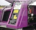 Панель управления с компьютером мельницы Murska W-Max 20 CВ с упаковщиком