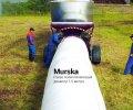 Рукав полиэтиленовый Murska, диаметр 1,5 метра