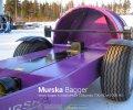 Платформа упаковщика Murska Bagger для упаковки в рукава