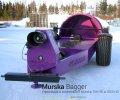 Упаковщик Murska Bagger для работы в комплексе с Murska
